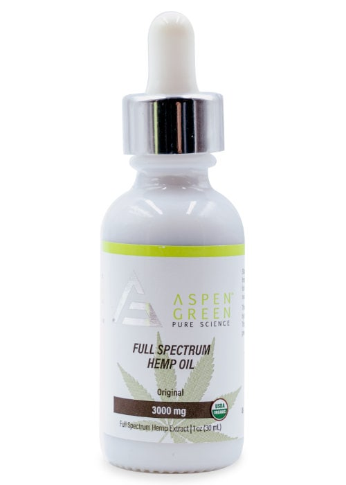 Full Spectrum Hemp Oil (3000mg)